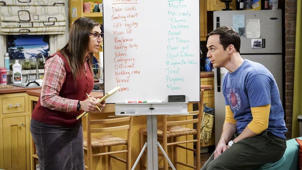 The Big Bang Theory - Das Hochzeitsplanungs-System - ProSieben