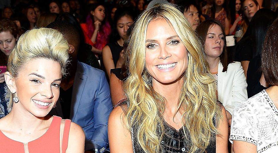 Fashionweek-NY-Heidi-Klum-1-13-09-05-AFP - Bildquelle: AFP