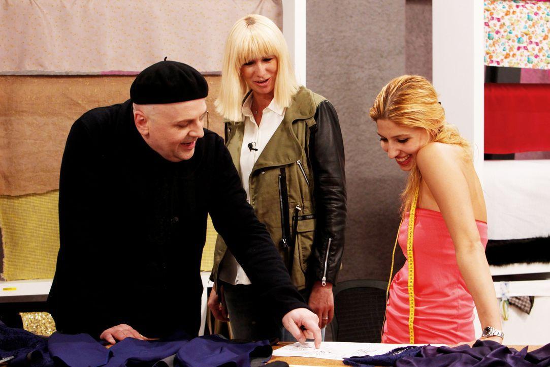 Fashion-Hero-Epi01-Atelier-74-ProSieben-Richard-Huebner - Bildquelle: ProSieben / Richard Huebner