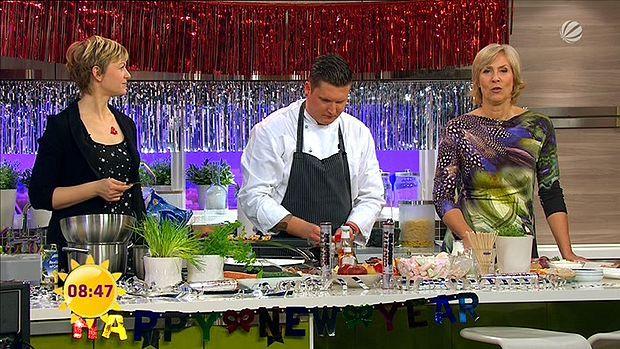 fruehstuecksfernsehen-silvester-2011-04 - Bildquelle: Sat.1