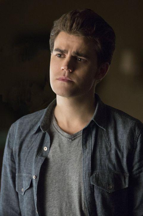 Während Elena und Damon versuchen herauszufinden, was noch zwischen ihnen ist, wird Stefan (Paul Wesley) immer mehr bewusst, dass seine Freundschaft... - Bildquelle: Warner Bros. Entertainment, Inc