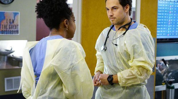 Grey's Anatomy - Grey's Anatomy - Staffel 13 Episode 17: In Guten Und In Schlechten Zeiten