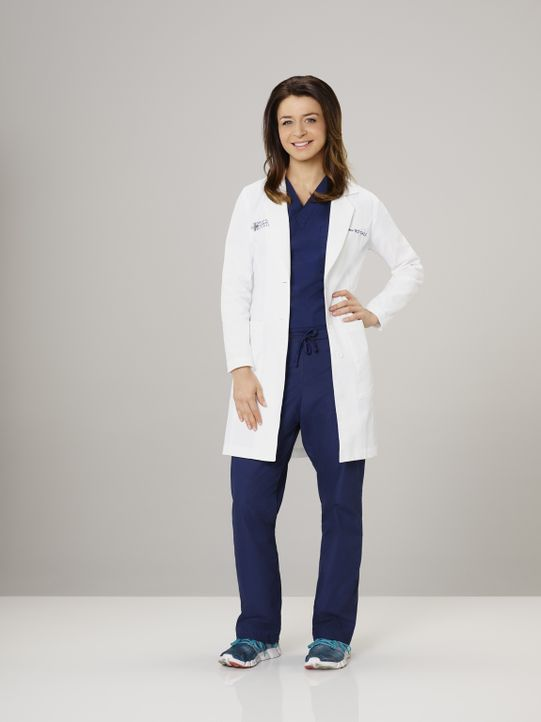 (11. Staffel) - Neu im Team des Seattle Grace Hospital: Dr. Amelia Shepherd (Caterina Scorsone) ... - Bildquelle: ABC Studios