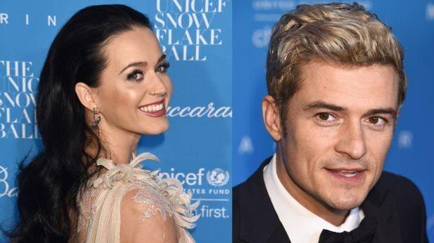 Katy Perry und Orlando Bloom: Verlobung statt Trennung?