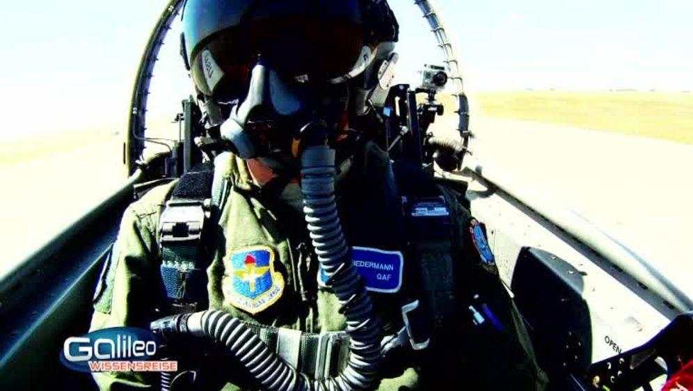 Reportage Jetpiloten Ausbildung