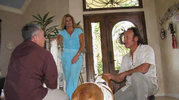 In dieser Folge muss Cesar die Beziehungen zwischen Hund, Herrchen und Frauch...