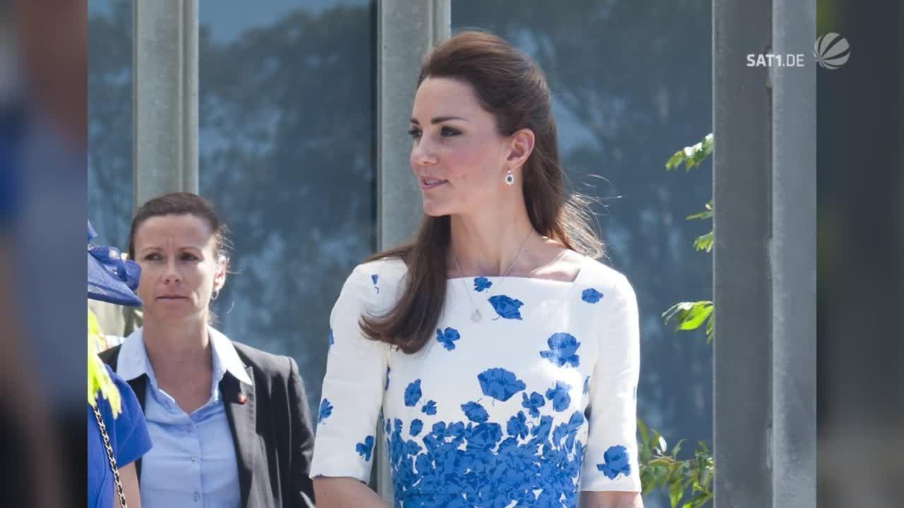 Recycling-Queen: Diese Kleider hat Herzogin Kate schon öfter getragen