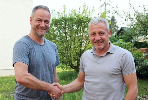 Dotchew (r.) erhält einen Vertrag bis zum 30. Juni 2019