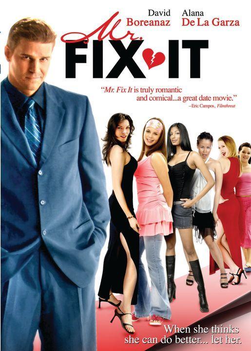 Mr. Fix It - Plakatmotiv - Bildquelle: First Look International