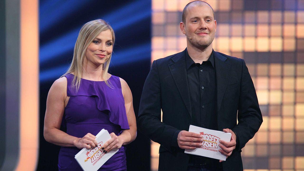 the-biggest-loser-finale-oliver-petszokat-regina-halmich2-kabeleins 1600 x 900 - Bildquelle: kabel eins