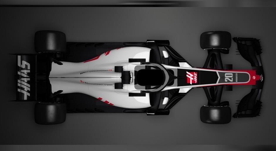 Haas F1 Team - Bildquelle: twitter.com/KevinMagnussen
