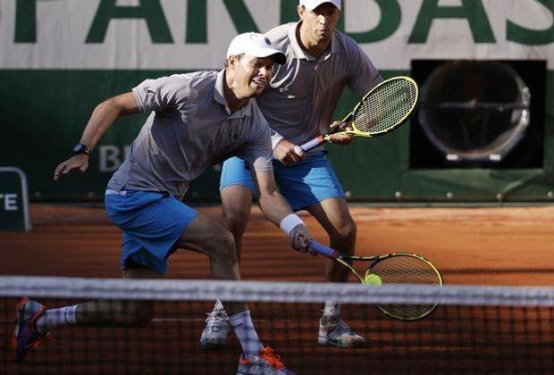 Bob und Mike Bryan verlieren im French-Open-Finale