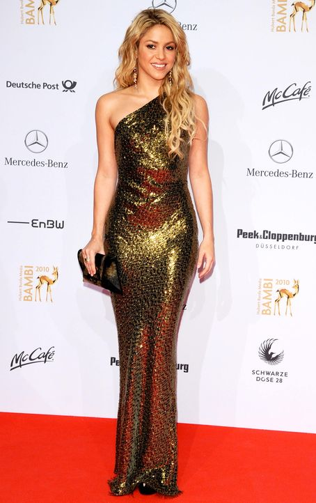 2010-Shakira-dpa - Bildquelle: dpa