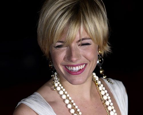 Bildergalerie Sienna Miller | Sat.1 Frühstücksfernsehen - Bildquelle: AFP