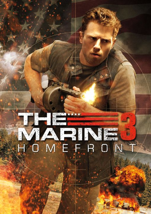 MARINE 3: THE HOMEFRONT - Artwork - Bildquelle: 2013 Twentieth Century Fox Film Corporation. All rights reserved. WWE, the WWE logo and The Miz are trademarks of World Wrestling Entertainment, Inc