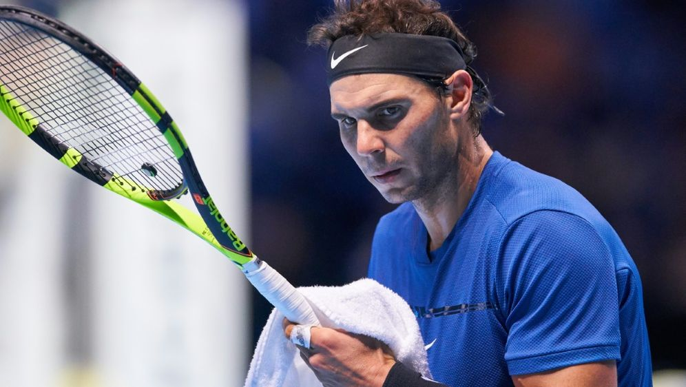 Nadal hat immer wieder mit Knieverletzungen zu kämpfen - Bildquelle: PIXATHLONPIXATHLONSID