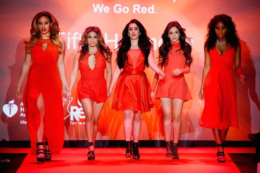 Fifth-Harmony-getty-AFP - Bildquelle: getty-AFP