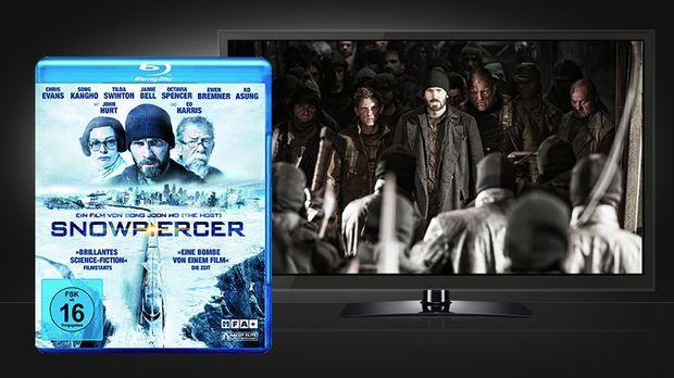 Snowpiercer Blu-ray Disc © Ascot Elite