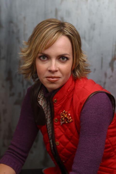 (4. Staffel) - Die Schräge der Bowlingbahn: Shirley Pifko (Rachel Cronin) ... - Bildquelle: TM &   Paramount