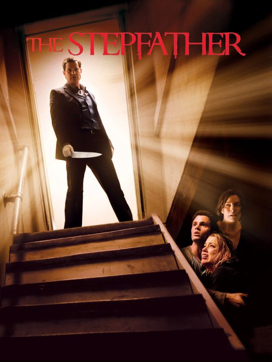 STEPFATHER - Plakatmotiv - Bildquelle: 2009 Screen Gems, Inc. All Rights Reserved.