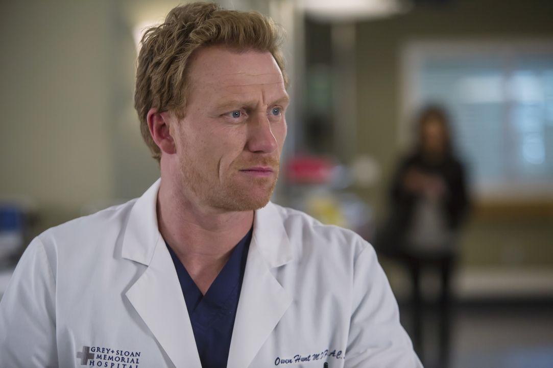 Hat die Beziehung von Owen (Kevin McKidd) und Amelia noch eine Chance? - Bildquelle: Ron Batzdorff ABC Studios