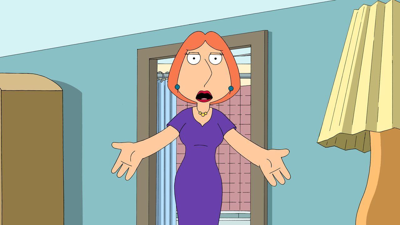 Als Peter dank seiner DJ-Karriere plötzlich sein Gehör verliert, ist Lois (Bild) völlig verzweifelt ... - Bildquelle: 2016-2017 Fox and its related entities.  All rights reserved.