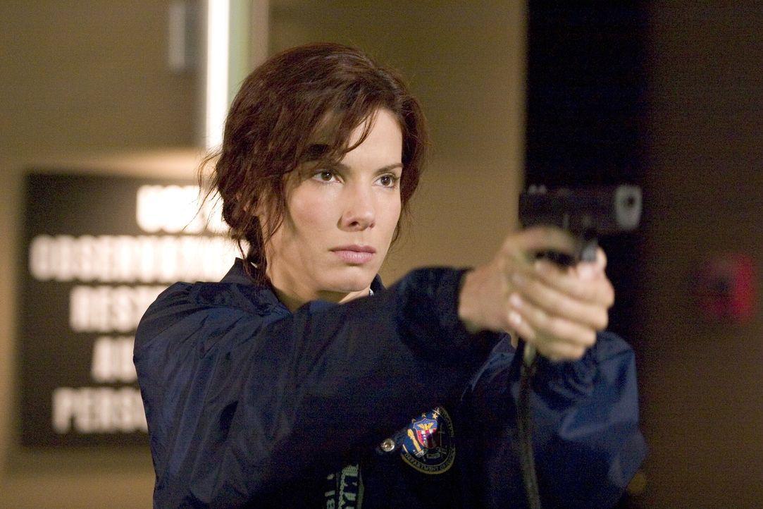 Gracie Hart (Sandra Bullock) muss wieder einmal beweisen, dass ihr Aussehen nichts über ihre Fähigkeiten als Agentin aussagt ... - Bildquelle: Warner Bros. Television