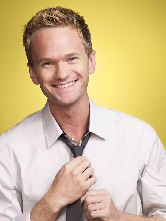 (6. Staffel) - Barney (Neil Patrick Harris), ein Womanizer, will Ted das wahre Leben beibringen ... - Bildquelle: 20th Century Fox International Television