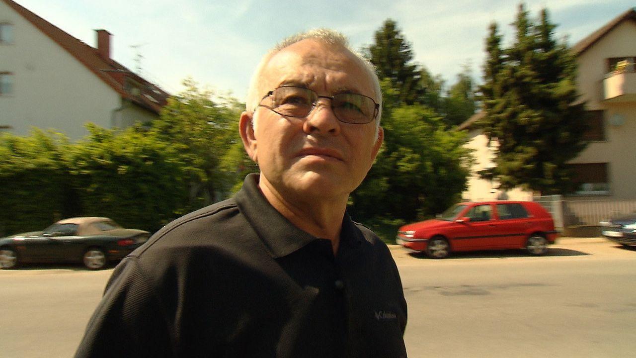Jerzy Knapik hat ebenfalls ein Problem mit seiner Wohnung: Der 64-Jährige ist Opfer eines Mietprellers. Seit Monaten wartet der Besitzer einer Einz... - Bildquelle: SAT.1