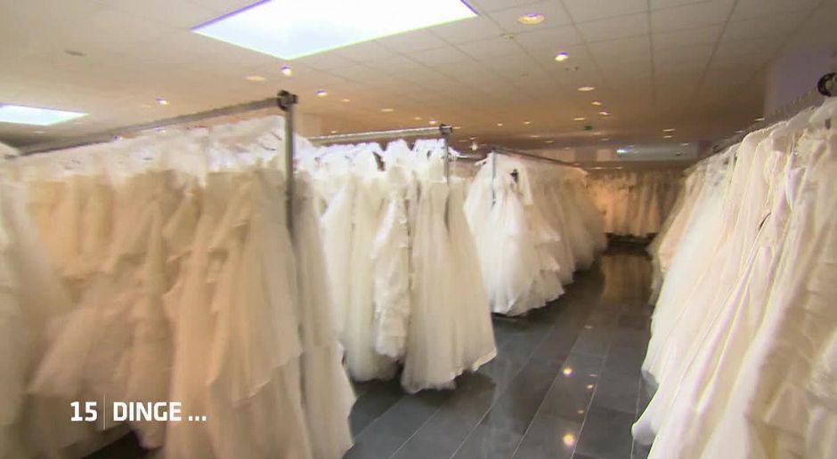 15 Dinge Video Traum In Weiss Europas Grosstes Brautmoden