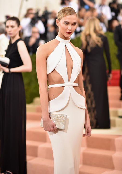 MET-Gala-Karlie-Kloss-06-getty-AFP - Bildquelle: Dimitrios Kambouris/Getty Images/AFP