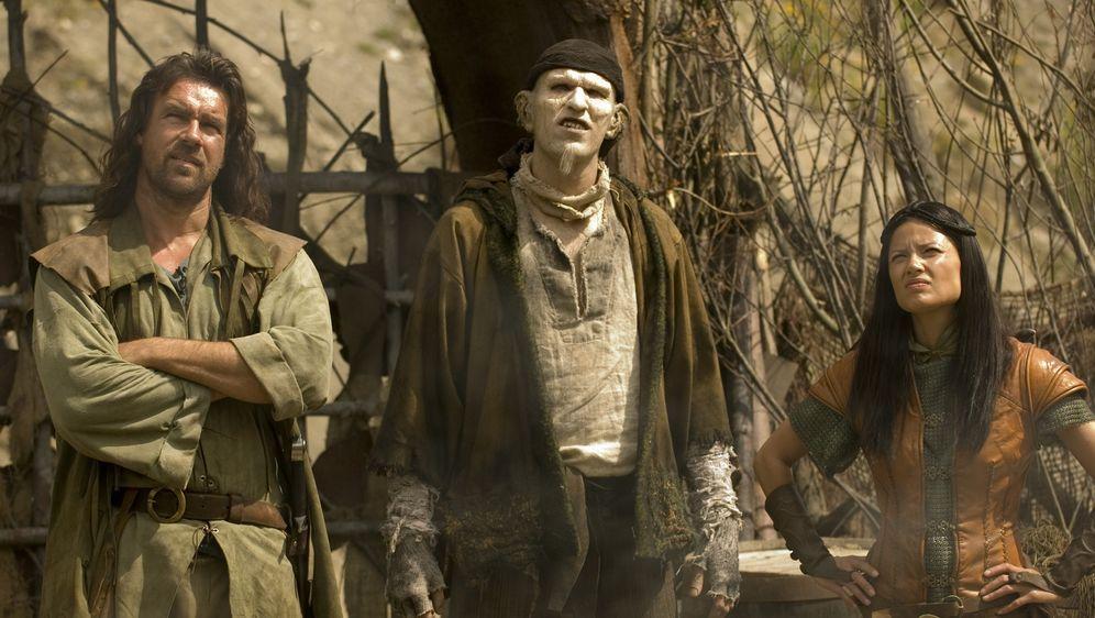 Knights of Bloodsteel - Die Ritter von Mirabilis - Bildquelle: 2008 Dragonsteel Films Inc.