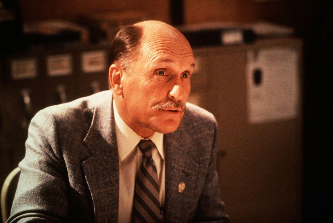 Nur Detective Prendergast (Robert Duvall) kann die Motive und Gedanken des Amokläufers nachvollziehen ... - Bildquelle: Warner Bros. GmbH