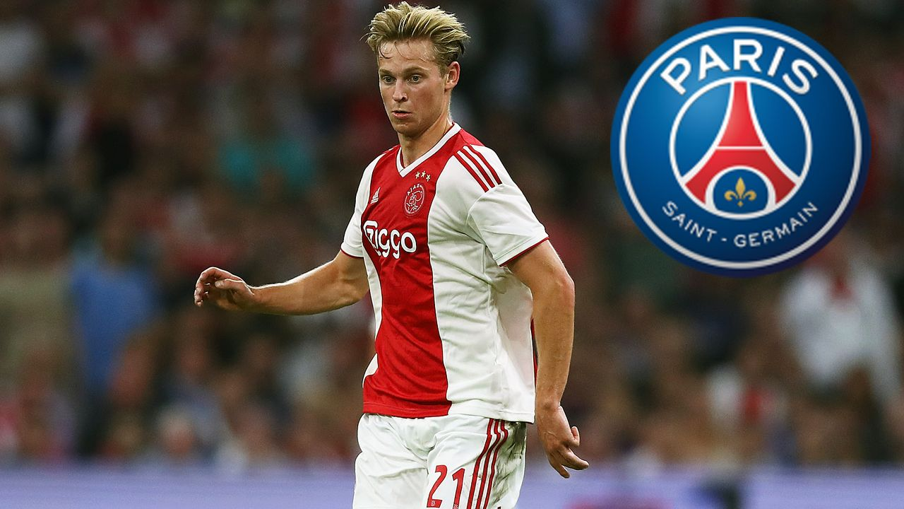 Frenkie de Jong (Ajax Amsterdam) - Bildquelle: 2018 Getty Images