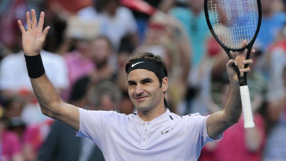 Roger Federers Vertrag mit Nike ist seit März beendet - Bildquelle: PIXATHLONPIXATHLONSID