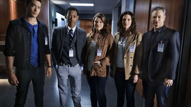 Criminal Minds: Beyond Borders - Criminal Minds: Beyond Borders - Staffel 2 Episode 13: Alte Feinde