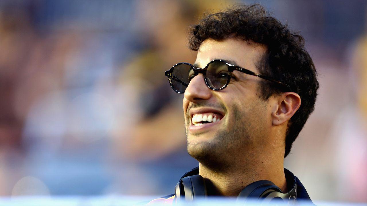 Daniel Ricciardo (Renault) - Bildquelle: getty