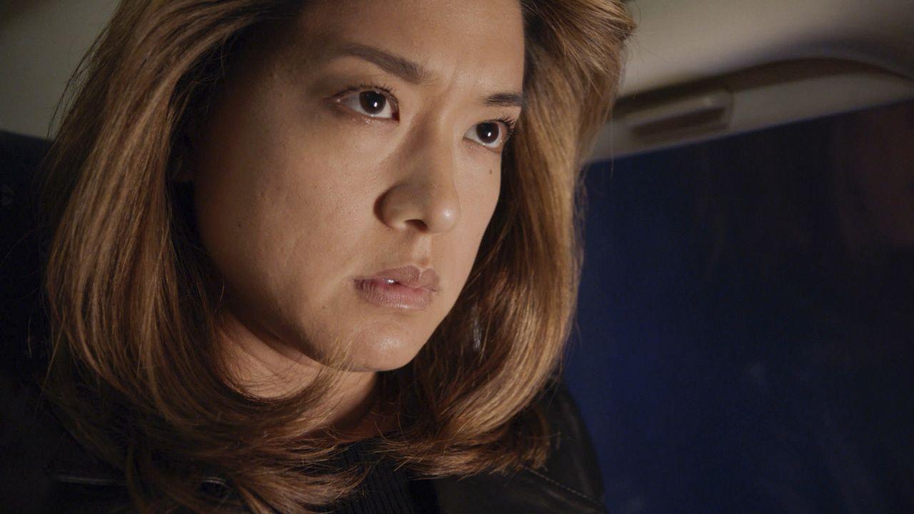 Setzt alles daran, die Verantwortlichen des Menschenhändlerrings zu fassen: Kono (Grace Park) ... - Bildquelle: 2017 CBS Broadcasting, Inc. All Rights Reserved
