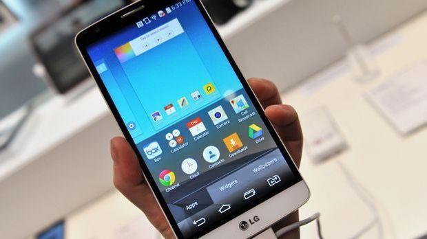 Tipps für das LG G3_dpa