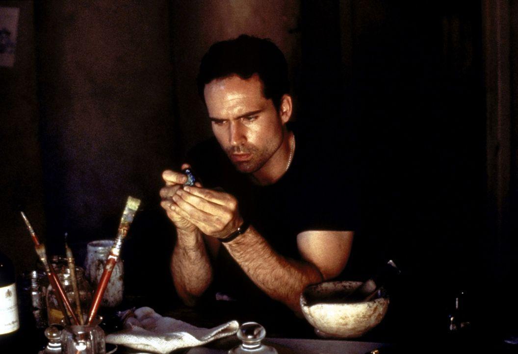 Um endlich seine eigenen Bilder zu können, beschließt der Fälscher Harry Donovan (Jason Patric), den Auftrag der Kunsthändler anzunehmen. Doch e... - Bildquelle: Warner Bros.