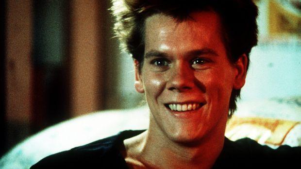 Noch hat Ren McCormack (Kevin Bacon) gut Lachen, denn er hat keine Ahnung, wa...