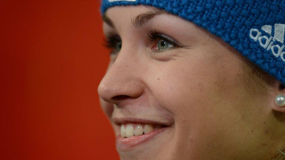 Olympia: Magdalena Neuner ist zuversichtlich - Bildquelle: AFPSIDPATRIK STOLLARZ