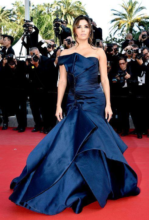 Cannes-Film-Festival-Longoria-150517-15-dpa - Bildquelle: dpa