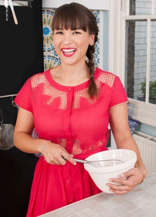 Für das perfekte Essen shoppt, isst und koch sich Rachel Khoo durch die Hauptstadt Großbritanniens ... - Bildquelle: Des Willie BBC Worldwide 2013