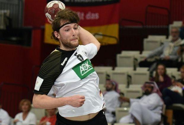 HC Erlangen: Ersatz für den verletzten Johannes Sellin