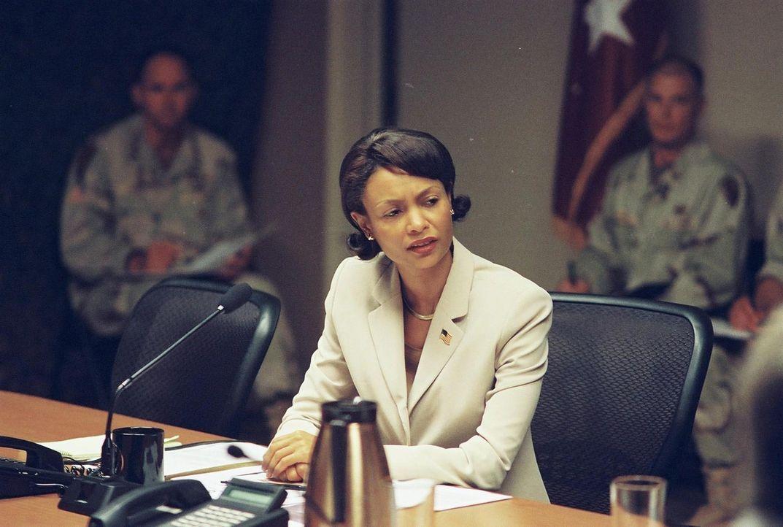 Sie ist die mächtigste Frau in Washington: Condoleezza Rice (Thandie Newton) ... - Bildquelle: Sidney Ray Baldwin 2008 Lionsgate Entertainment. All Rights reserved.