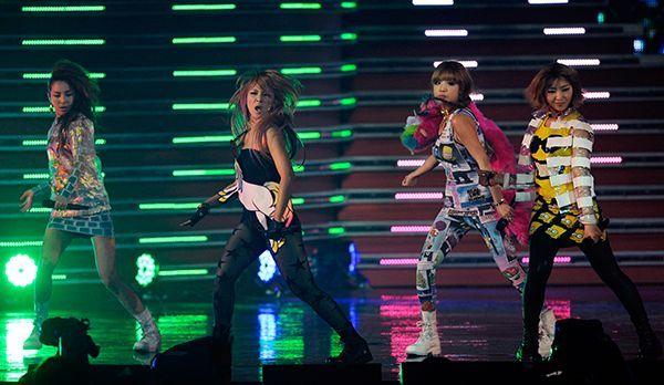 2NE1 - Bildquelle: dpa