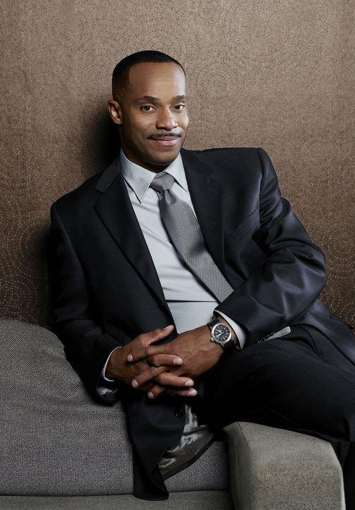 (7. Staffel) - Mit dem neuen NCIS-Direktor weht ein neuer Wind beim NCIS: Leon Vance (Rocky Carroll) ... - Bildquelle: CBS Television