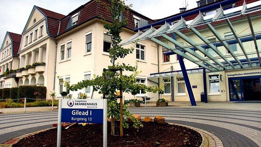 Evangelisches Krankenhaus Bielefeld - Bildquelle: kabeleins.de