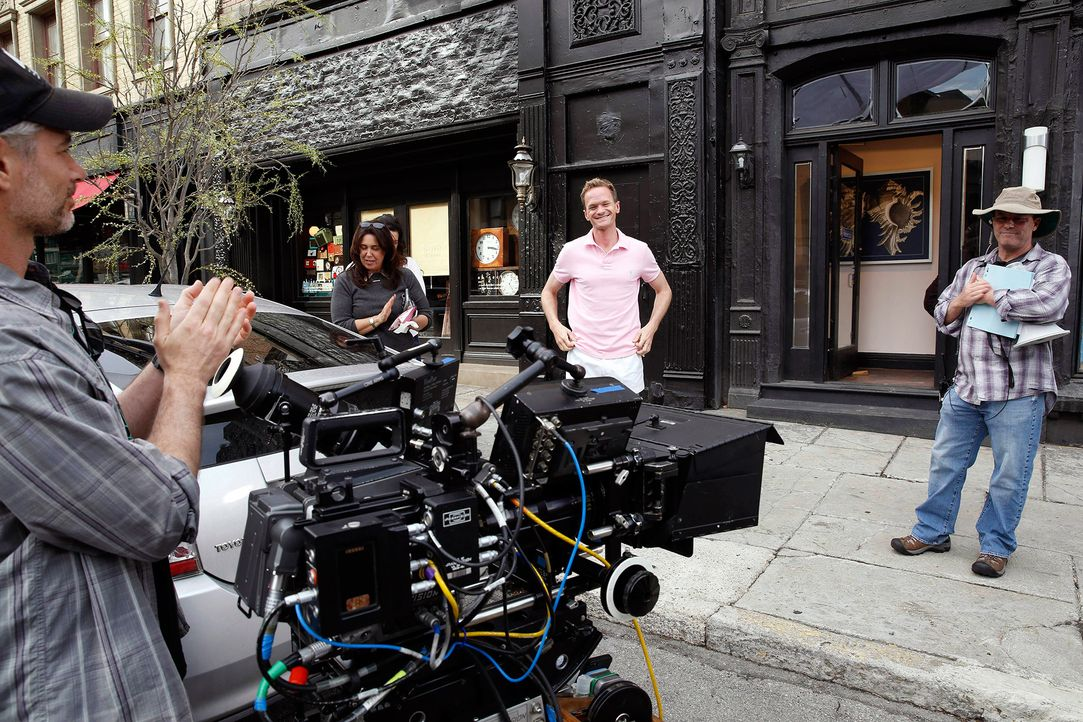 HIMYM- Behind the scenes- Last Forever Part2 (4) - Bildquelle:  CBS Broadcasting, Inc. All rights reserved